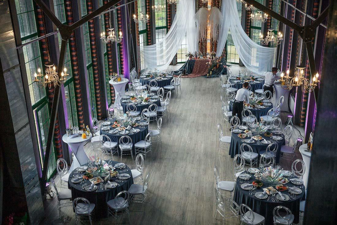 Критерии выбора площадки для свадьбы